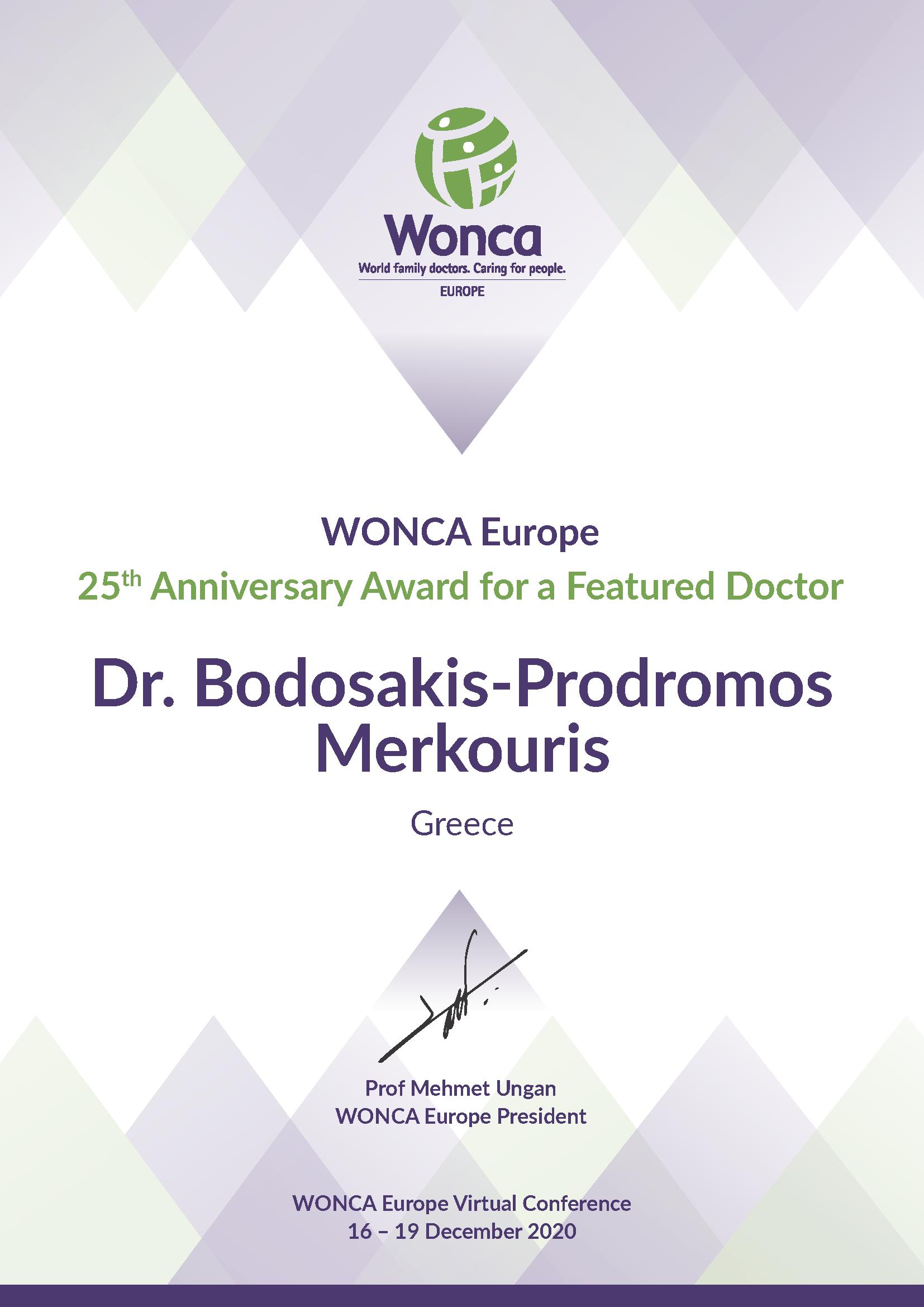 Wonca Europe 25th AA_greece
